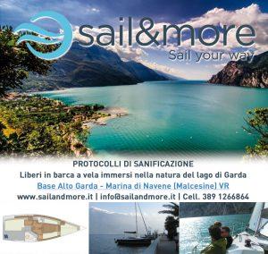 locazione noleggio charter barca a vela lago di Garda